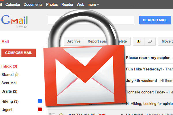 Gmail e Privacy
